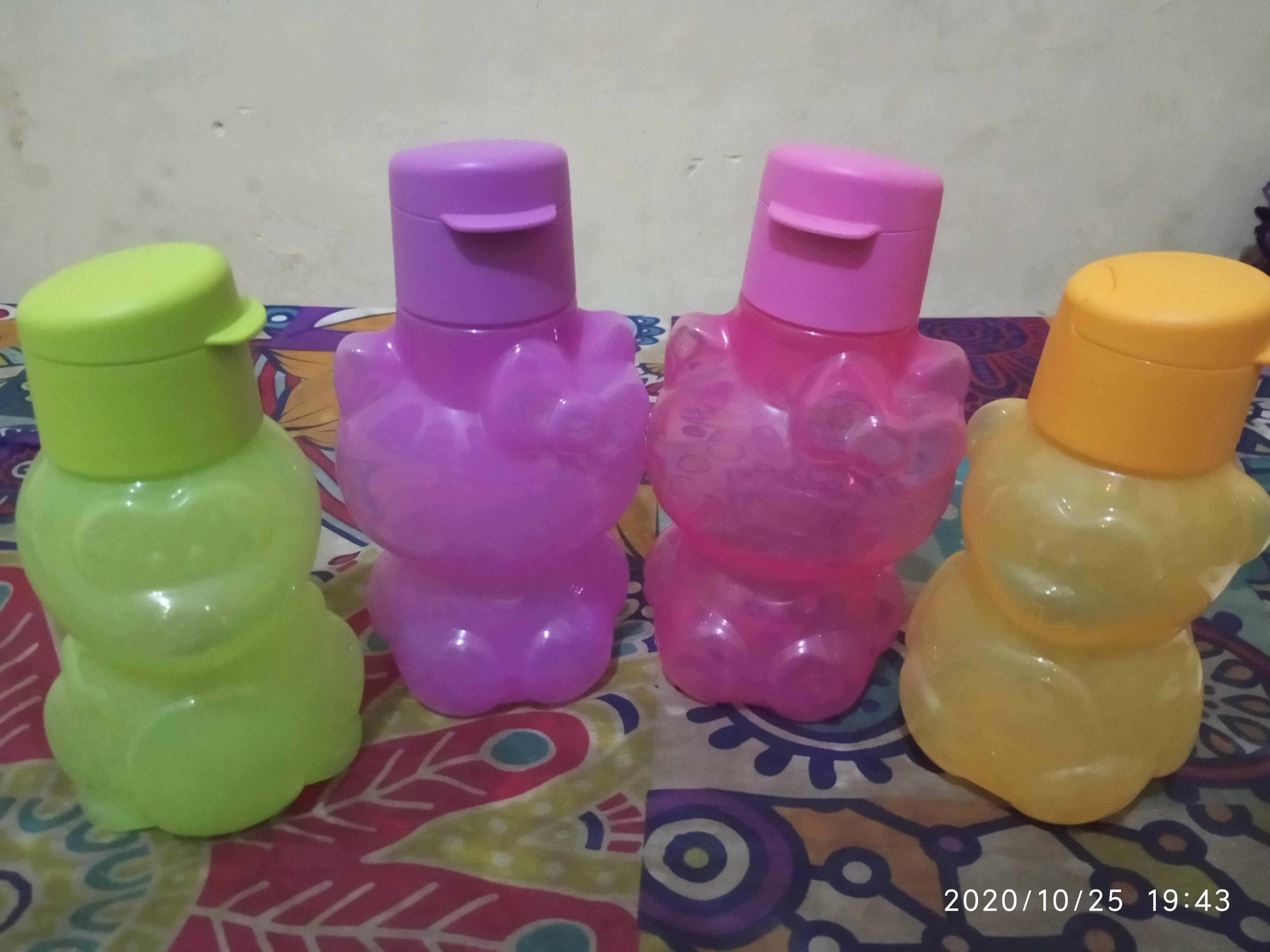 ECO Bottle kiss tupperware