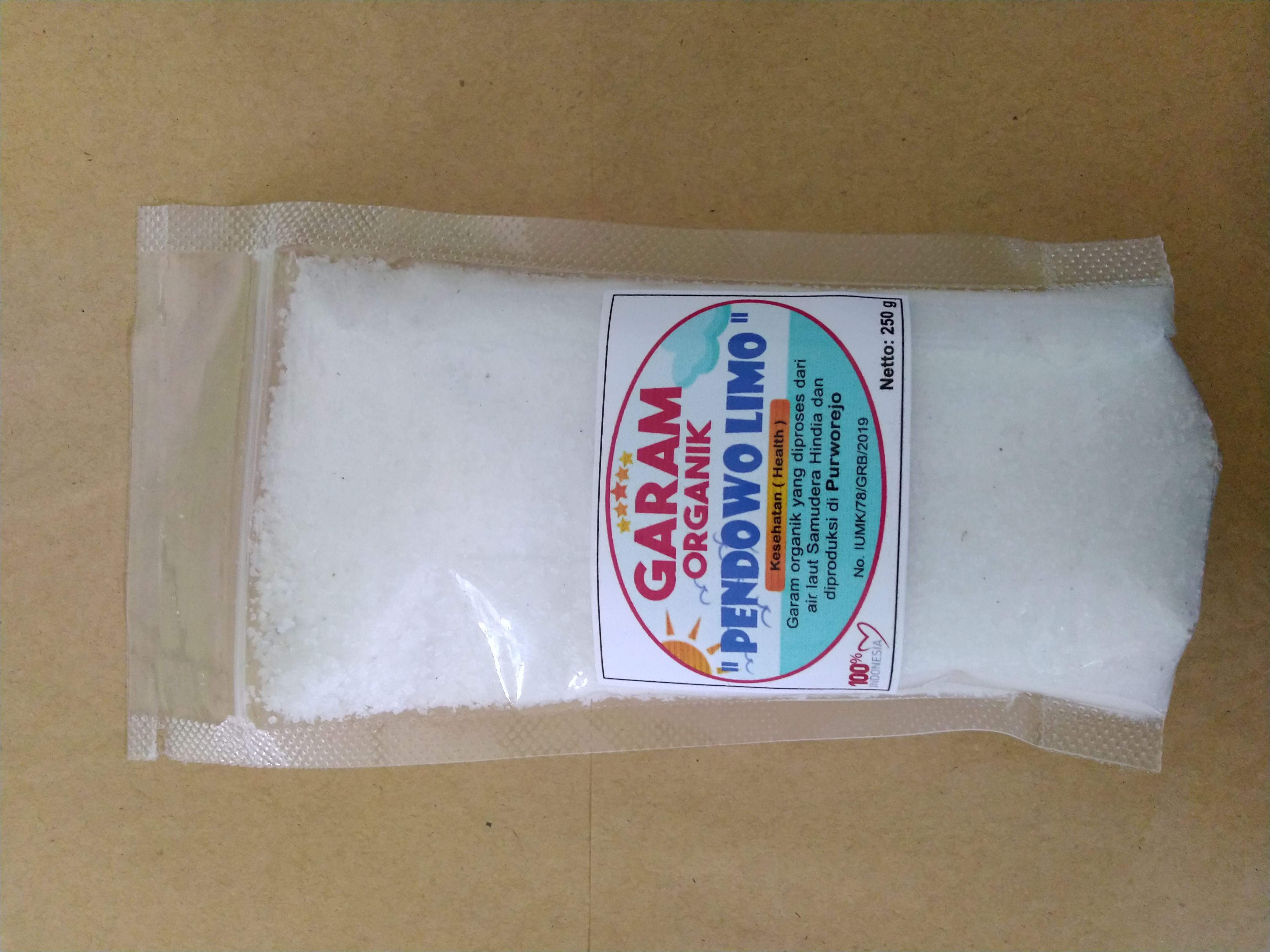Garam organik