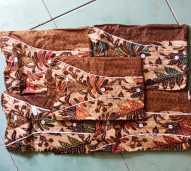 Piyama cowok batik