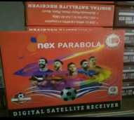 receifer nex parabola
